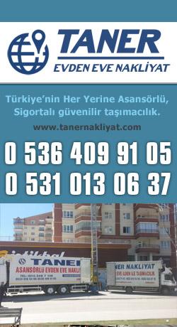 Taner Nakliyat Hizmetleri - 17.02.2017