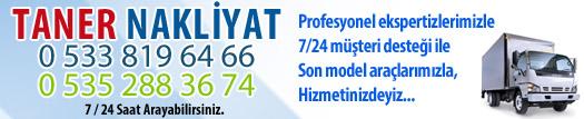 Taner Nakliyat - 13.04.2015