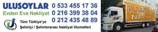 Ulusoylar Nakliyat - 30.09.2016
